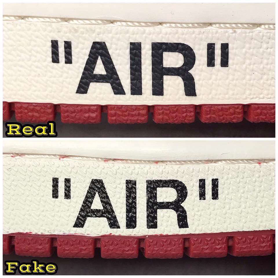 OFF-WHITE X NIKE AIR JORDAN 1 (AA3834-101)