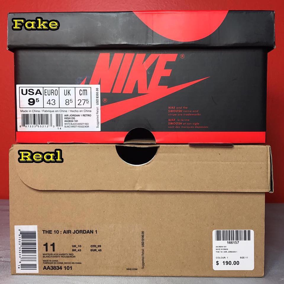 OFF-WHITE X NIKE AIR JORDAN 1 (AA3834-101)