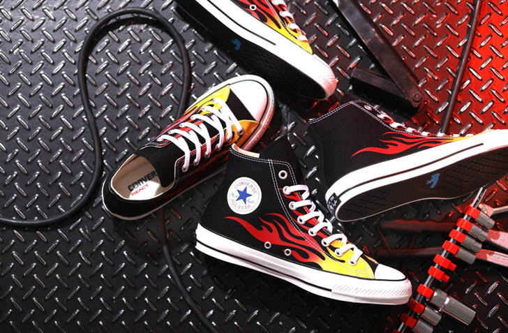 CONVERSE ALL STAR 100 IGNT HI & OX