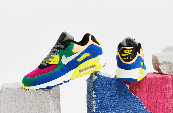 "【7月25日 発売予定】NIKE AIR MAX 90 QS ""VIOTECH 2.0"" (CD0917-300)"