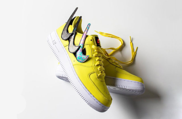【8月17日 発売予定】NIKE AIR FORCE 1 07 LV8 (CI0064-700)