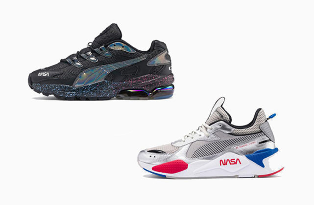 【7月19日 先行予約】PUMA x SPACE AGENCY RS-X & CELL