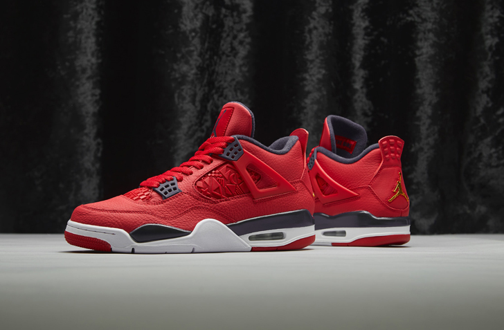 "【9月7日 発売予定】AIR JORDAN 4 RETRO ""FIBA"" (CI1184-617)"