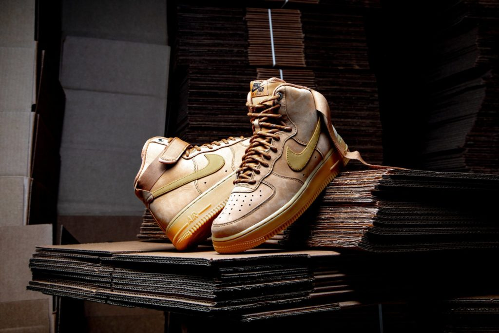 NIKE AIR FORCE 1 HIGH '07 WB (CJ9178-200)