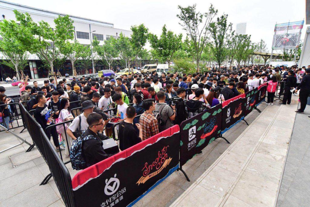 Sneaker Con 大阪 2019