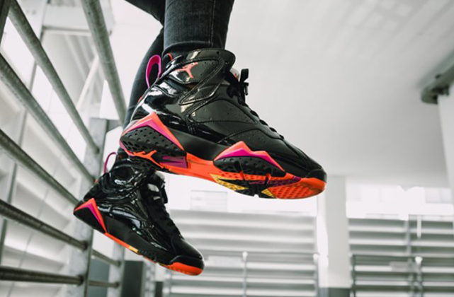 10月31日 発売予定 WOMEN'S AIR JORDAN 7 RETRO