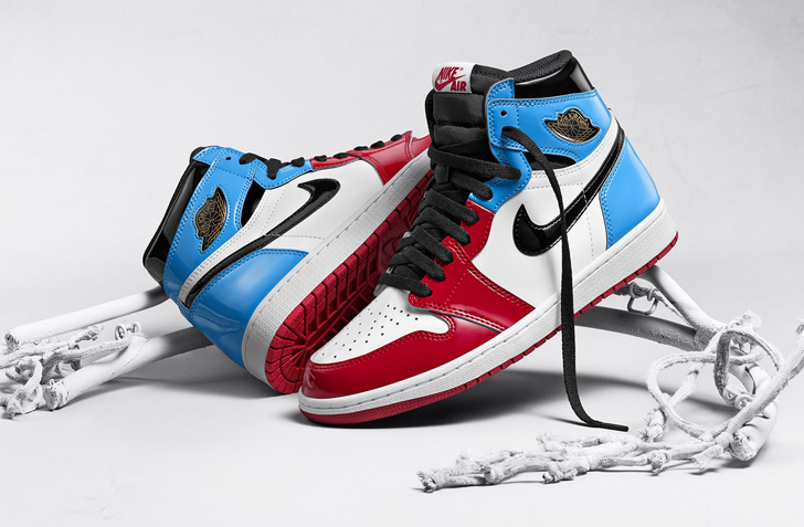 AIR JORDAN 1 RETRO HOGH OG FEARLESS