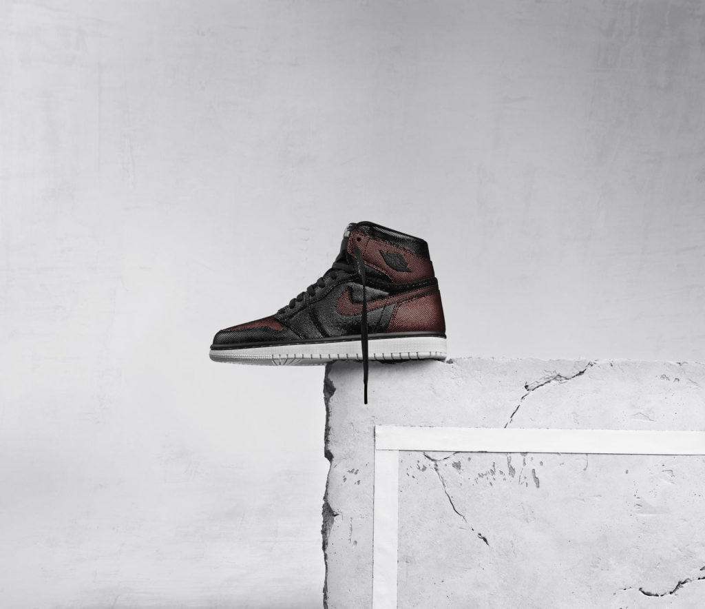 Women's Air Jordan I High OG Fearless