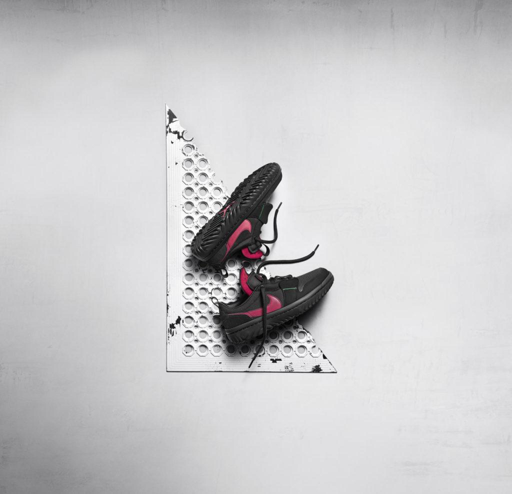 Air Jordan I Low React Fearless Ghetto Gastro