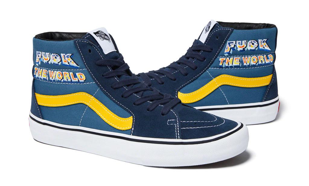 Supreme®/Vans® FTW Sk8-Hi Pro