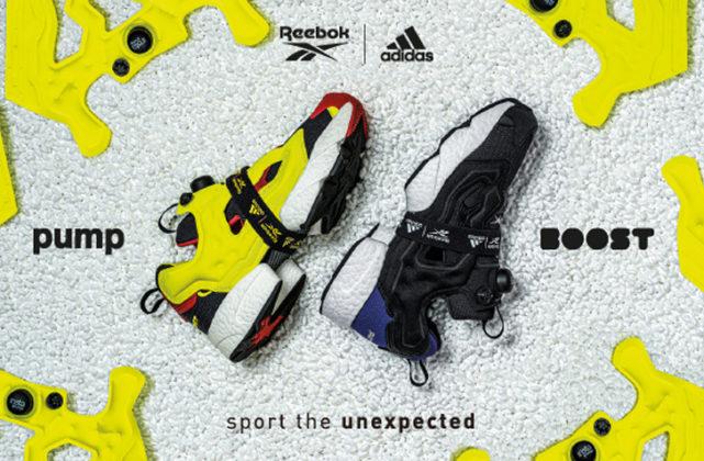 10月25日 発売予定 Reebok x adidas インスタポンプフューリー フューリー ブースト / INSTAPUMP FURY BOOST OG MEETS OG