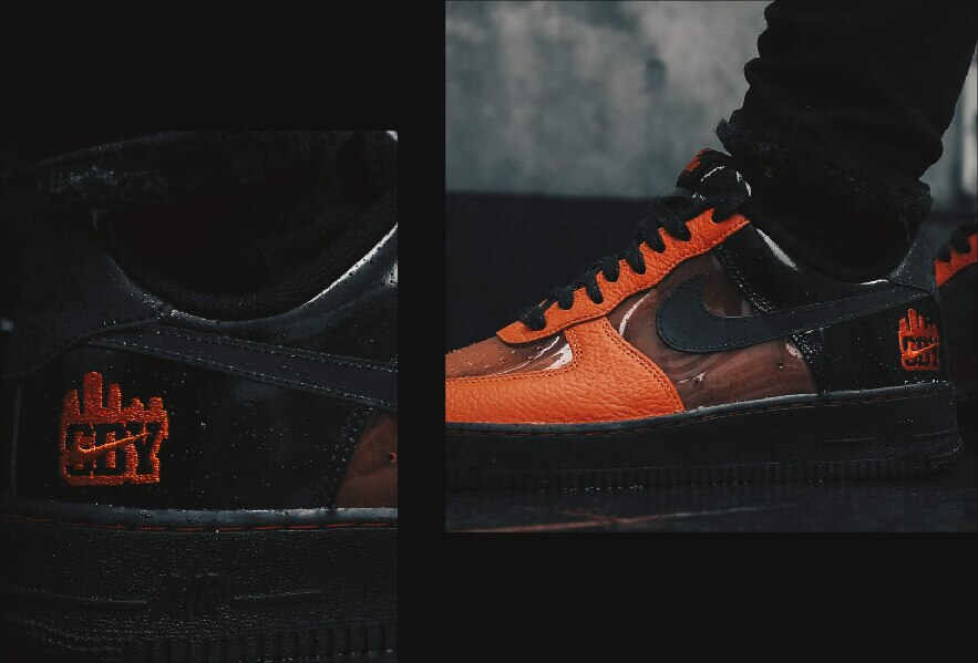 NIKE AIR FORCE 1 LOW SHIBUYA HALLOWEEN