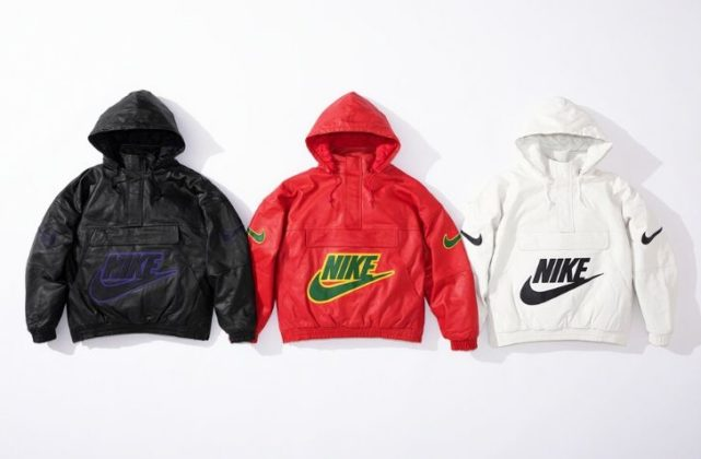11月30日 発売予定  Supreme X Nike Collection