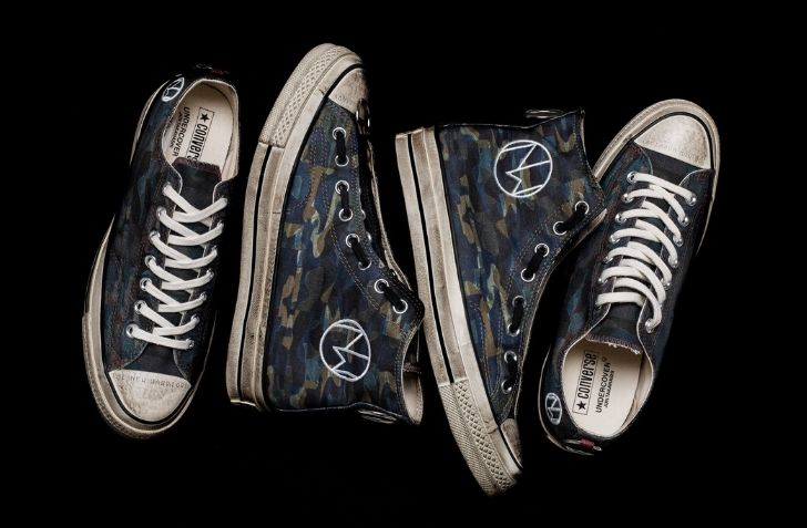 "Undercover x Converse Chuck Taylor 70 ""New Warriors"""