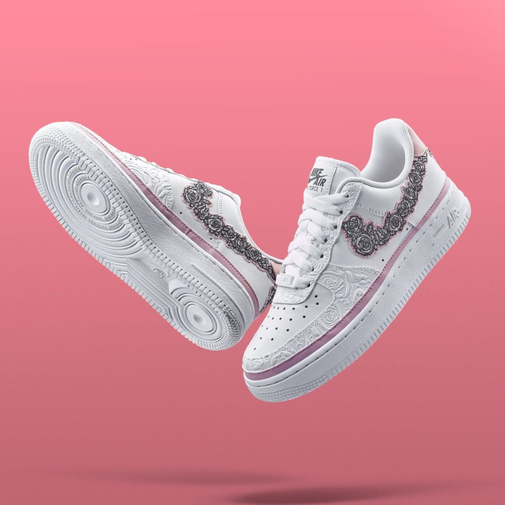 Air Force 1 LV8 by Zion Thompson