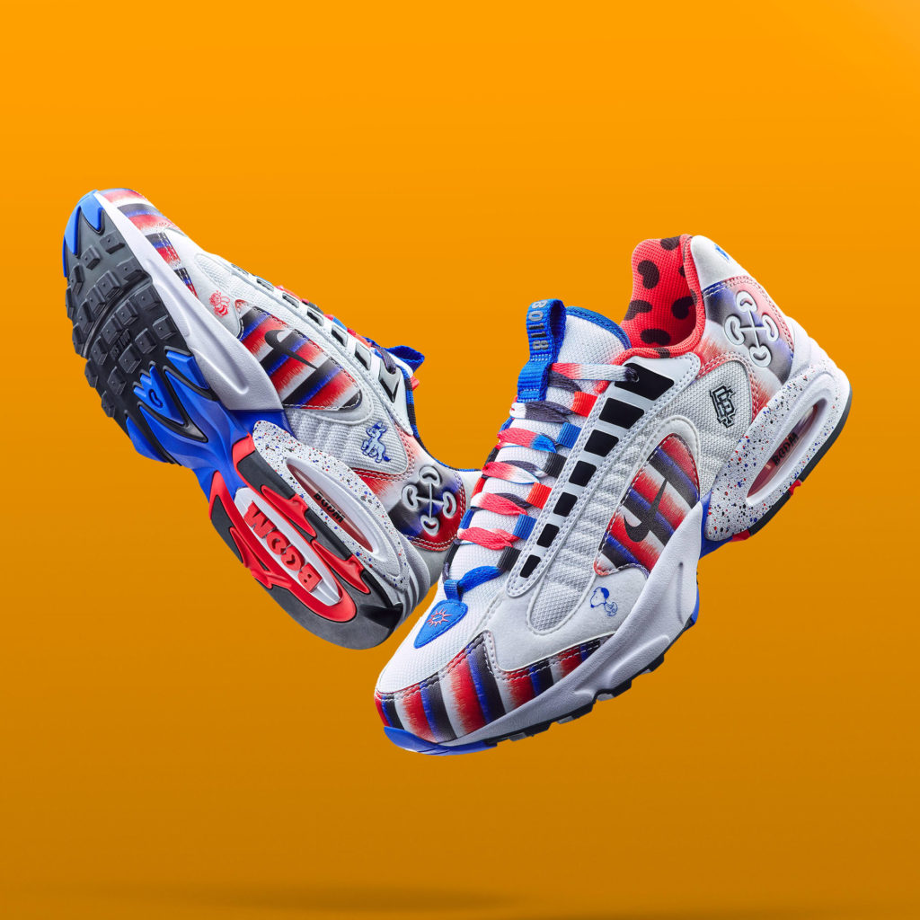 Air Max Triax 96 by Bransen Fernando