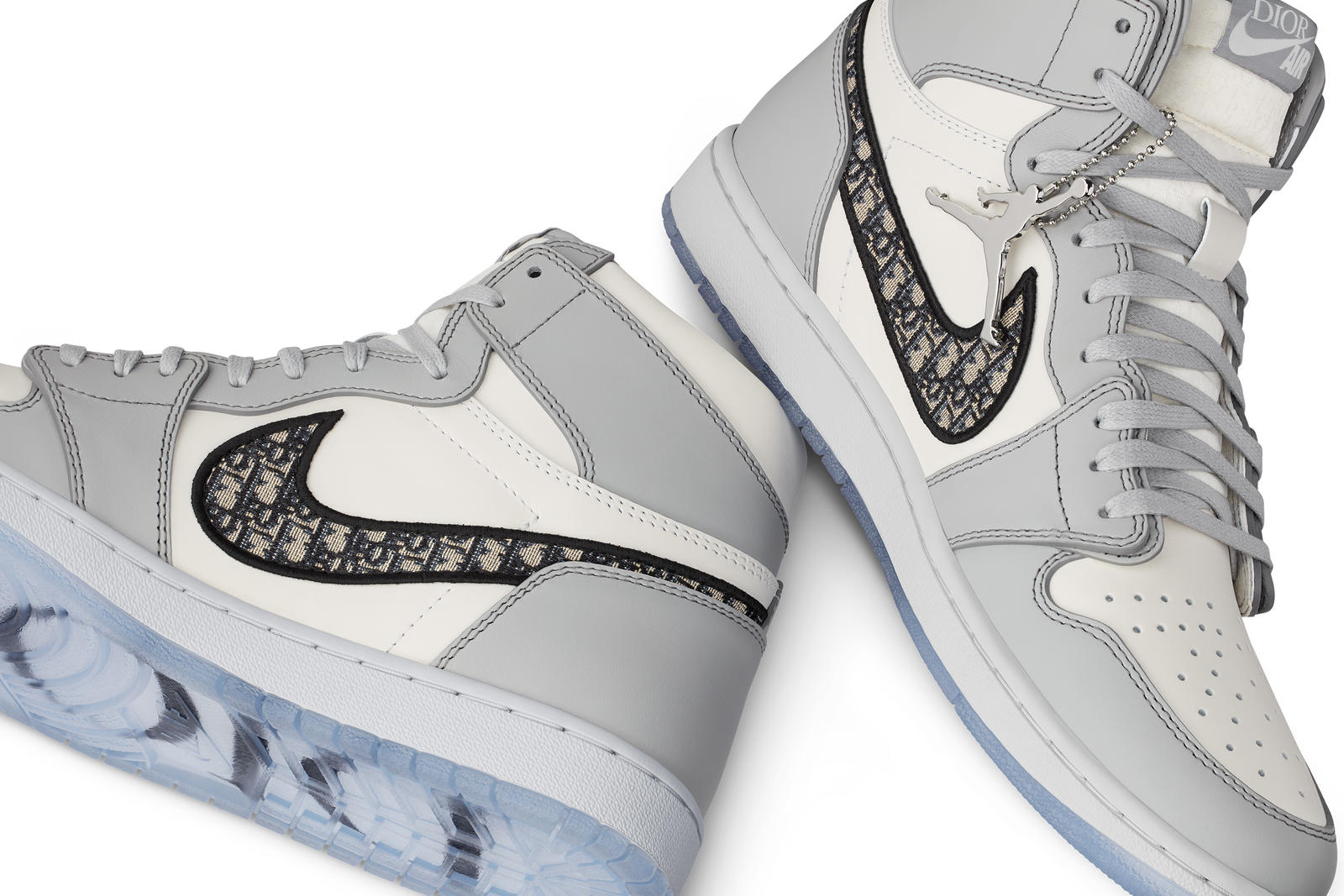 【近日発売予定】 Dior x AIR JORDAN 1 HIGH & LOW