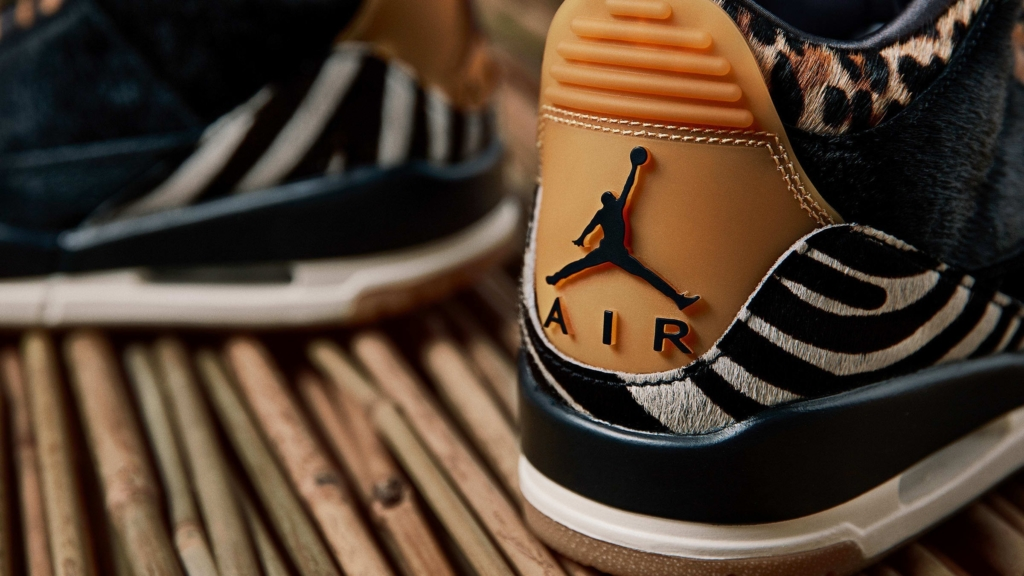 AIR JORDAN 3 RETRO ANIMAL INSTINCT