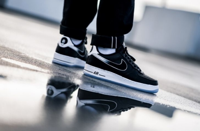 12月24日 発売予定 NIKE AIR FORCE 1 '07 CK QS