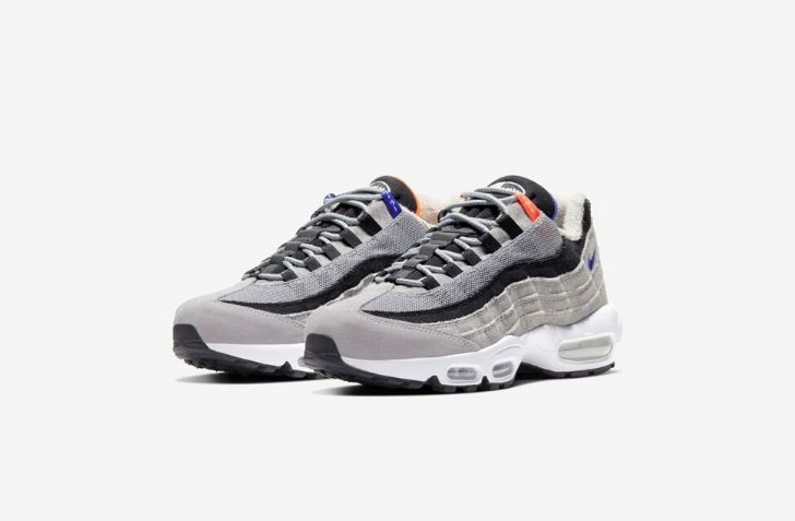 "12月7日 発売予定 NIKE AIR MAX 95 ""LOOPWHEELER"" (CQ7853-001)"