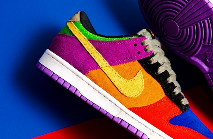 "12月10日 発売予定 NIKE DUNK LOW SP ""VIOTECH"" (CT5050-500)"