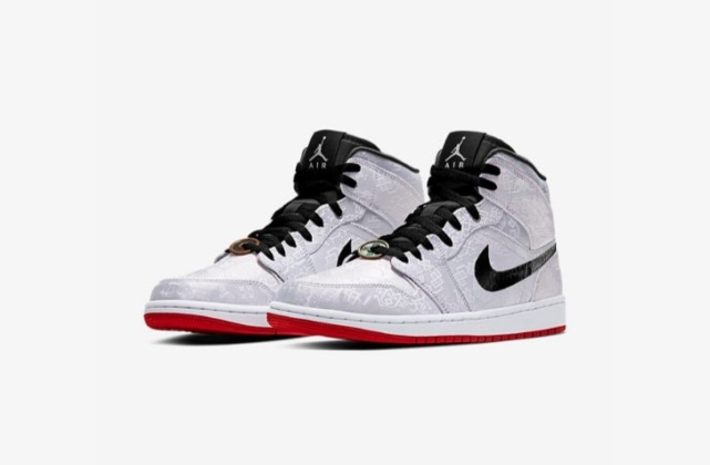 12月7日 発売予定 AIR JORDAN 1 MID FEARLESS
