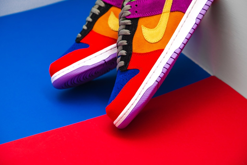 NIKE DUNK LOW SP VIOTECH