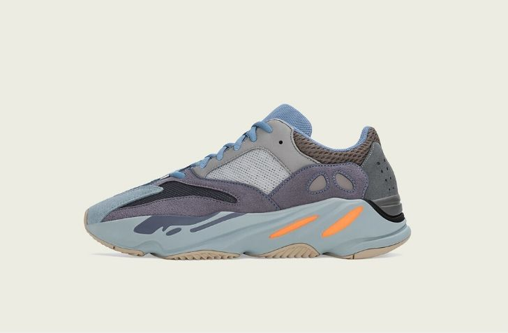 "12月18日 発売予定 ADIDAS YEEZY BOOST 700 ""CARBON BLUE"" (FW2498)"