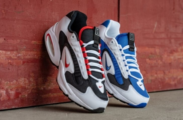 12月5日 発売予定 NIKE AIR MAX TRIAX 96 (CD2053-105,CD2053-106)