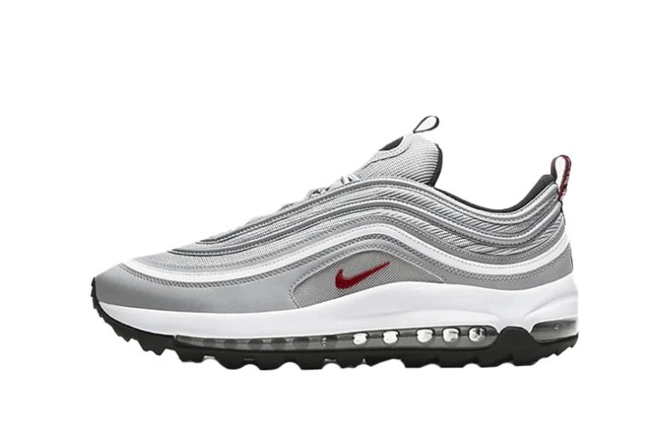 1月16日 発売予定 NIKE AIR MAX 97 SILVER BULLET GOLF (CI7538-001)