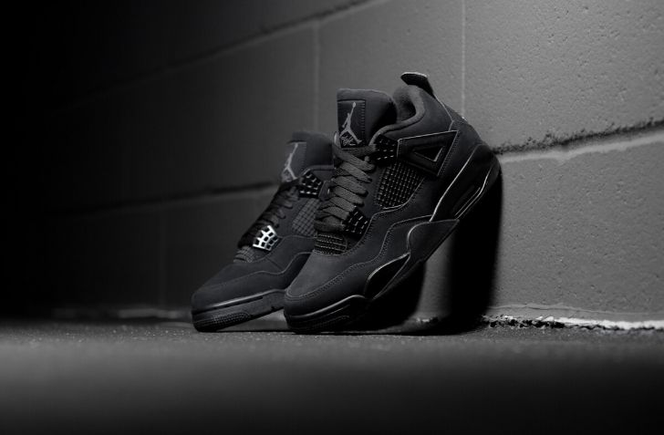 2月22日 発売予定 AIR JORDAN 4 RETRO BLACK CAT (CU1110-010)