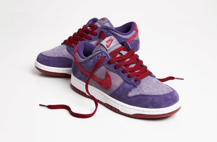 "2月7日 発売予定 NIKE DUNK LOW SP ""PLUM"" (CU1726-500)"