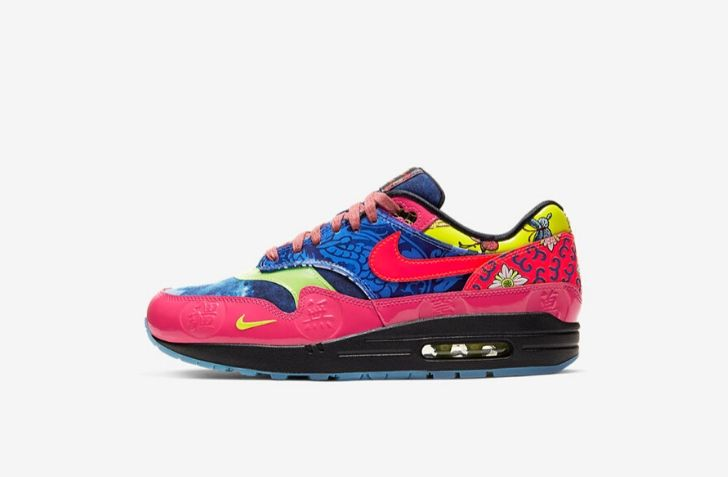 "1月24日 発売予定 NIKE AIR MAX 1 PREMIUM ""CHINESE NEW YEAR"" (CU8861-460)"