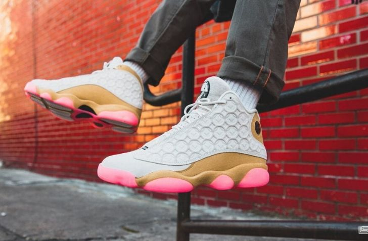 "2月1日 発売予定 AIR JORDAN RETRO 13 ""CHINESE NEW YEAR"" (CW4409-100)"