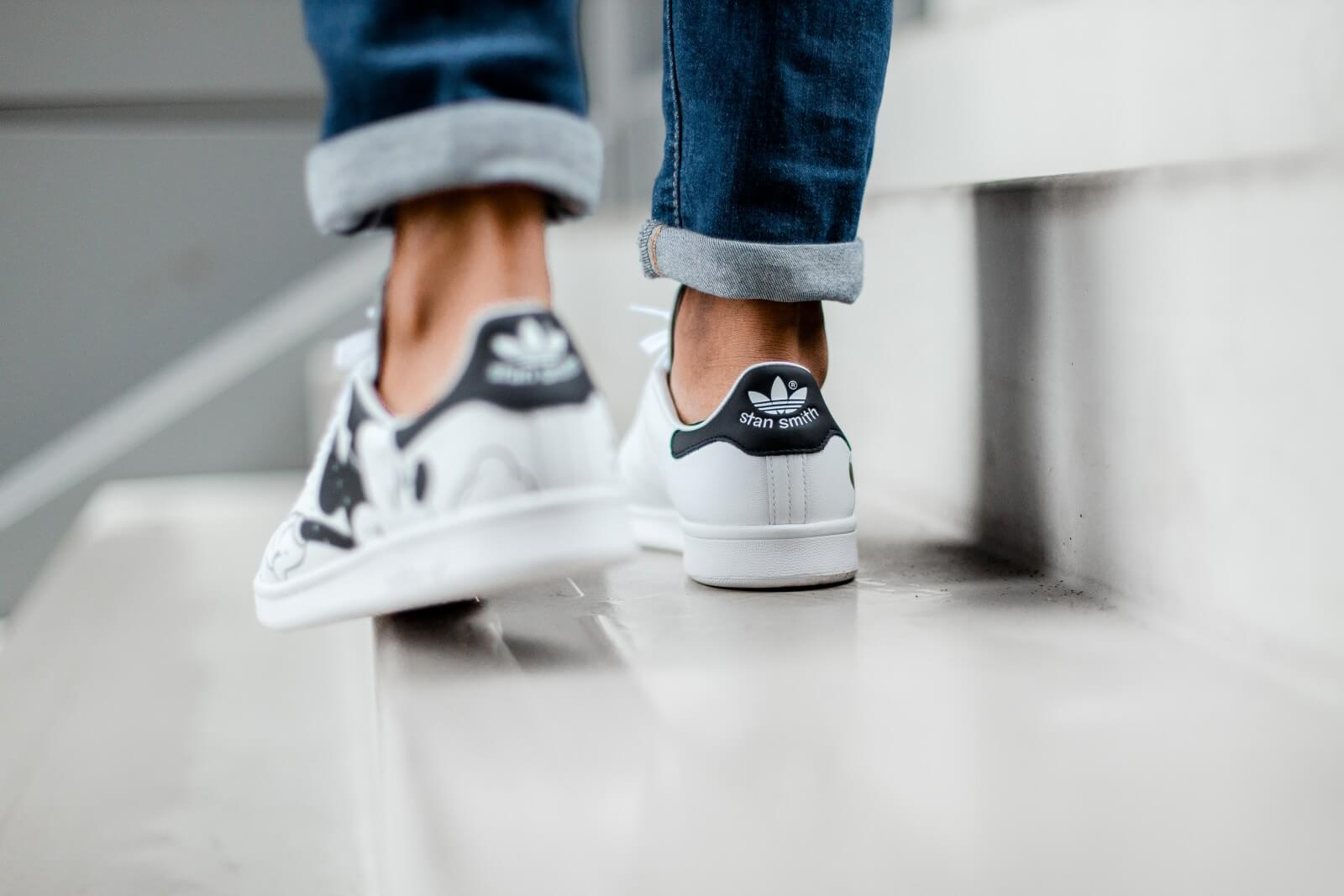 ADIDAS STAN SMITH X MICKEY MOUSE