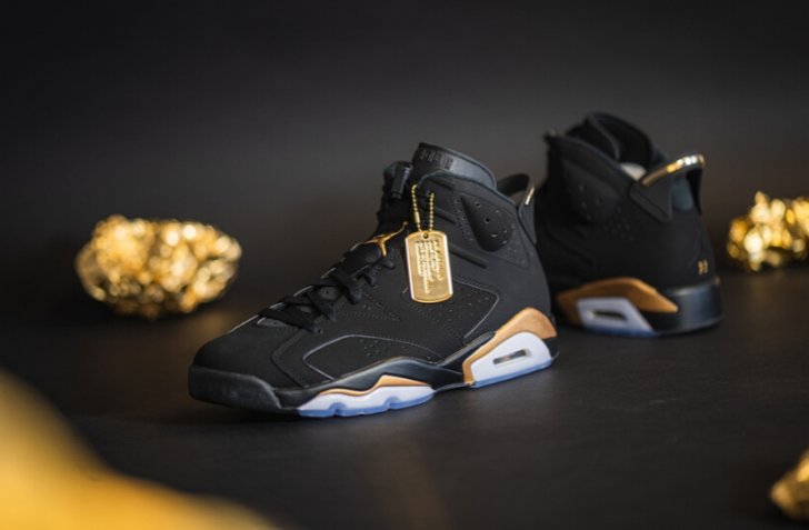"4月22日 発売予定 AIR JORDAN 6 RETRO ""DMP"" (CT4954-007)"
