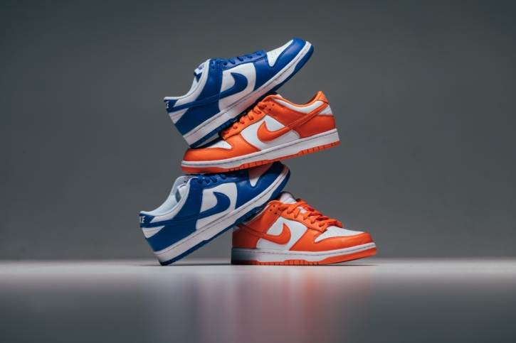 NIKE DUNK LOW SP KENTUCKY & SYRACUSE