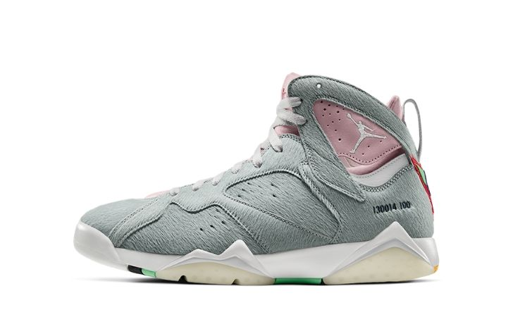 "4月8日 発売予定 AIR JORDAN 7 RETRO ""NEUTRAL GREY"" (CT8528-002)"