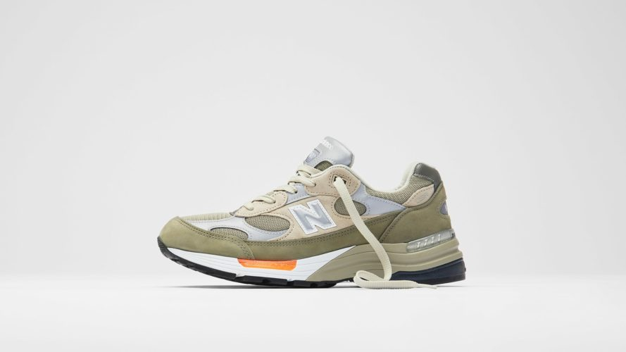 5月1日 発売予定 NEW BALANCE X WTAPS M992WT - MADE IN USA
