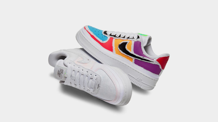 NIKE WMNS AIR FORCE 1 LX LOW (CJ1650-100)