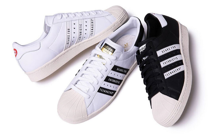 4月24日 発売予定 ADIDAS SUPERSTAR 80S X HUMAN MADE