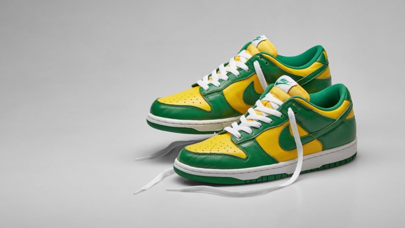 5月21日 発売予定 NIKE DUNK LOW SP BRAZIL (CU1727-700)