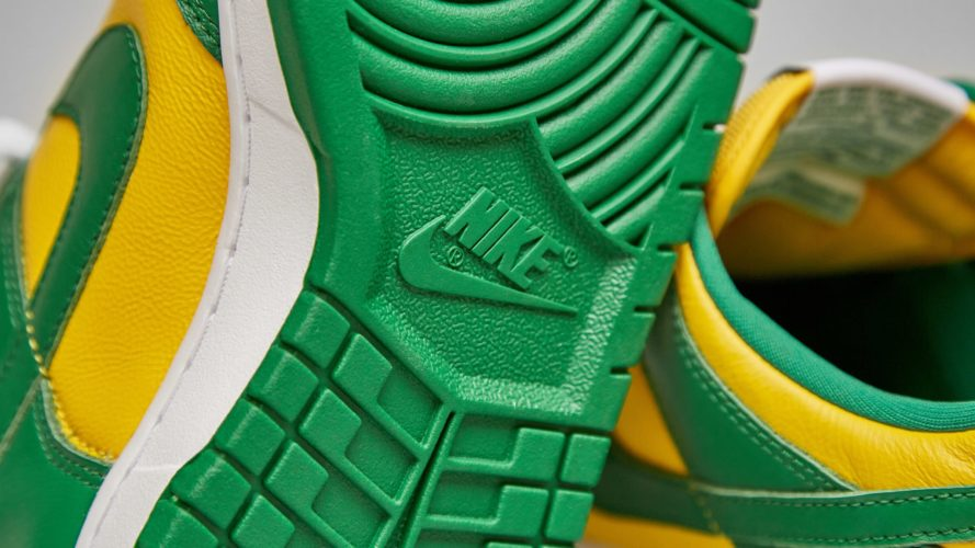 5月21日 発売予定 NIKE DUNK LOW SP BRAZIL CU1727-700