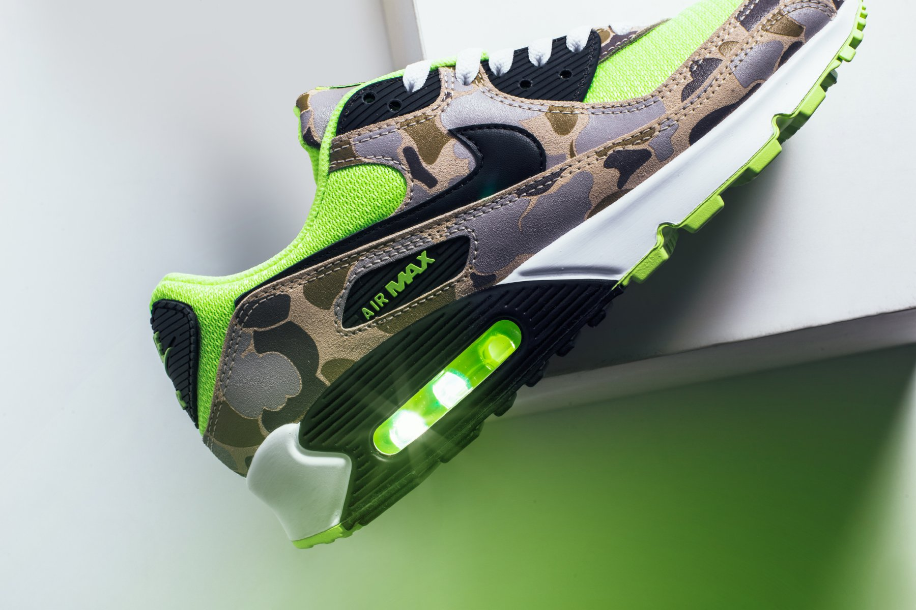 5月23日 発売予定 NIKE AIR MAX 90 SP 'GREEN CAMO' (CW4039-300)