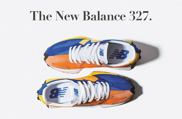 【先行予約】NEW BALANCE MS327