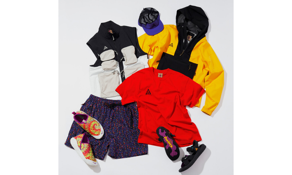 5月14日 発売予定 NIKE ACG 2020 SUMMER COLLECTION