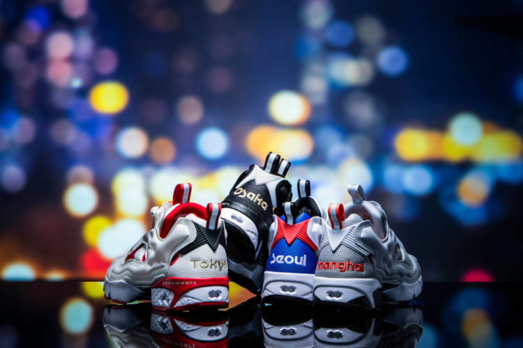 5月15日 発売予定 REEBOK INSTAPUMP FURY OG CITY PACK