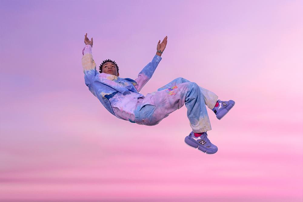 7月24日 発売予定 New Balance x Jaden Smith Vision Racer