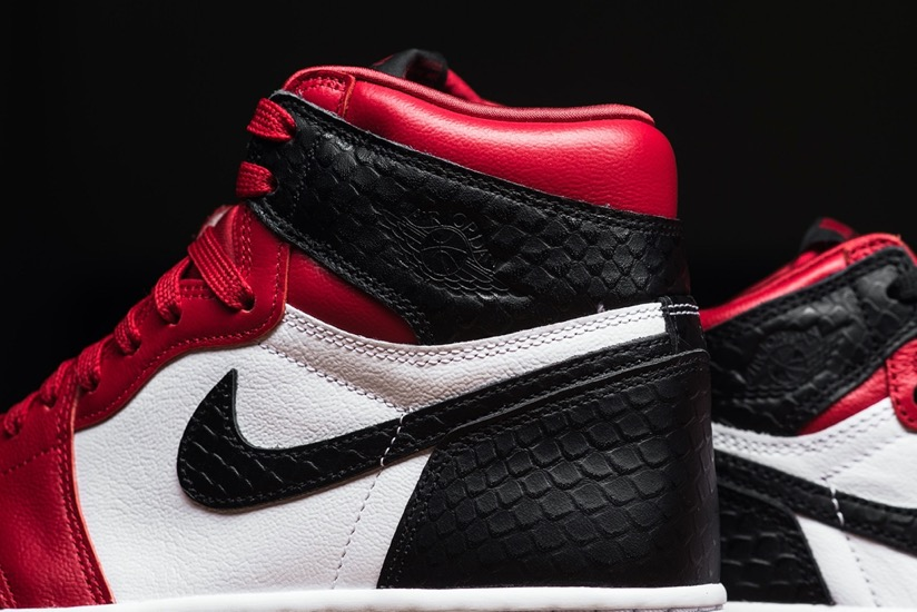 8月6日 発売予定 WMNS AIR JORDAN 1 RETRO HIGH OG SATIN RED (CD0461-601)