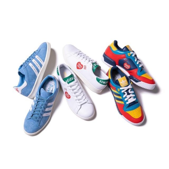 8月6日 発売予定 ADIDAS X HUMAN MADE COLLECTION